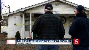 Fire destroys American Legion building in White House [Video]