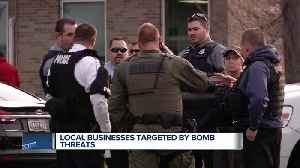 Wisconsin businesses targeted in nationwide bomb threat hoax [Video]