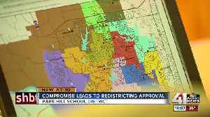 Park Hill School Board approves redistricting plans [Video]
