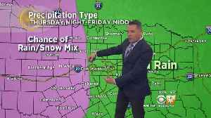 Strong Winds, Colder Weather Arrives In North Texas [Video]