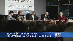 Hundreds Attend Community Session on Anti-Semitism [Video]