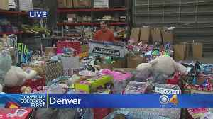 Together 4 Colorado Toy Drive Helps Children In Need [Video]