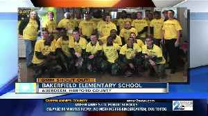 Good morning from Bakersfield Elementary School! [Video]