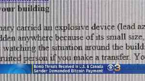 Hundreds Of Bomb Threats Reported Across Country, Including Delaware Valley Area, Appear To Be Hoax [Video]