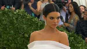 Kendall Jenner is the world's highest paid model for a second year [Video]
