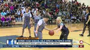 SWFL Special Olympics teams basketball competition [Video]