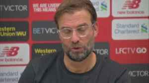 Klopp: We've got no injury crisis [Video]