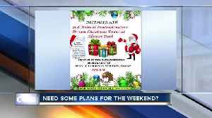 WEEKEND HAPPENINGS: Need some plans for the weekend? [Video]