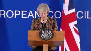 Still possible to get Brexit reassurances from EU, says UK PM May [Video]