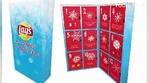 Lay's Releases Potato Chip-Filled Advent Calendar: Here's How to Get One [Video]