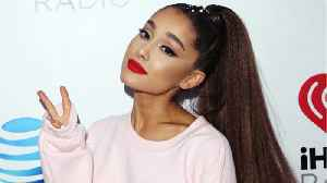 Ariana Grande Releases New Song