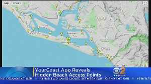 Napster Founder Sean Parker Launches Beach Access App [Video]
