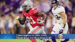 Rose Bowl Game, Goodyear Cotton Bowl Classic, Capital One Orange Bowl Predictions [Video]