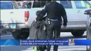 Sandy Hook Elementary Dismissed After Bomb Threat On Anniversary Of Mass Shooting [Video]