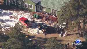 Authorities conducting search warrant at Teller County home of Kelsey Berreth's fiance [Video]