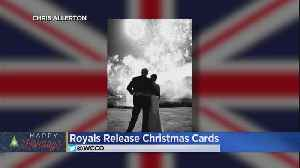 Britain's Royals Release 2018 Christmas Cards [Video]
