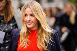 Ellie Goulding's engagement ring is over 100 years old [Video]