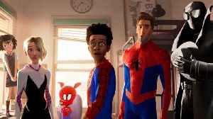 Nike's 'Spider-Man: Into the Spider-Verse' Air Jordan Sneakers Released [Video]