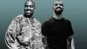 Kanye West Fires More Angry Tweets At Drake | Billboard News [Video]