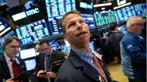 Wall Street Weathers Another Volatile Day Of Trading [Video]