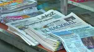 Venezuelan Anti-Maduro Newspaper Publishes Last Print Edition [Video]