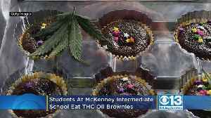 Marysville Middle Schoolers Given Pot Brownies At School [Video]