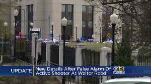 Protocols Being Updated Following Walter Reed Lockdown [Video]