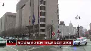 Police investigating threats at several locations in metro Detroit [Video]
