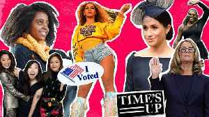 The Top 10 Feminist Moments That Defined 2018 [Video]