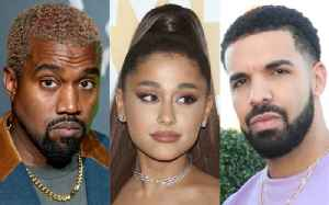 Ariana Grande Responds to Kanye West and Drake Feud [Video]