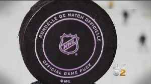 PPG Working With Penguins, NHL To Develop Color-Changing Coating For Pucks [Video]