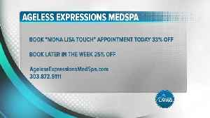 Ageless Expressions MedSpa - Turn Back the Hands of Time with Mona Lisa Touch! [Video]