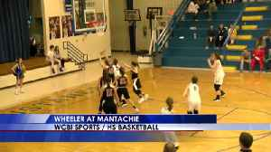 Wheeler Boy's, Mantachie Girl's pick up hoops wins [Video]