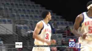 Defense Falters Again in Mad Ants' Loss to Knicks (12/13) [Video]