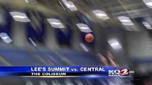 central lady indians take out lees summit [Video]