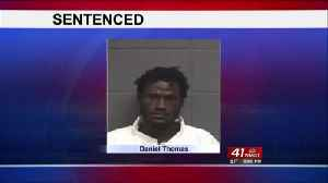 Thomas receives life sentence for murder of Elliot Mizell [Video]