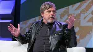 Star Wars: Mark Hamill Shares