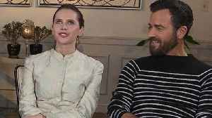 'On the Basis of Sex': Ruth Bader Ginsburg Apparently Couldn't Keep Her Eyes Off Armie Hammer! [Video]