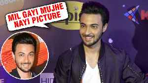 Aayush Sharma Talk About His NEW LOOK & New Film [Video]