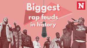 Biggest Rap Feuds In History [Video]