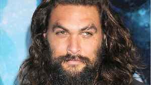 Actor Jason Momoa Says Robert Downey Jr.'s Paved The Way For Superheroes [Video]