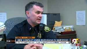 New conflict over marijuana in Norwood [Video]