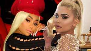 Kylie Jenner TAKING OVER Blac Chyna's Eyelash Business In Bitter Feud! [Video]