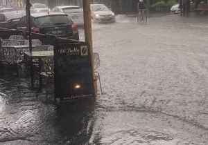 Fitzroy Streets Flooded After Massive Deluge Hits Melbourne [Video]