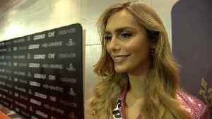 The First Transgender Contestant Competes In Miss Universe