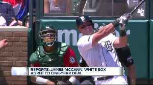 James McCann, White Sox reportedly agree to deal [Video]