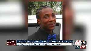 Mother mourns loss of murdered son [Video]