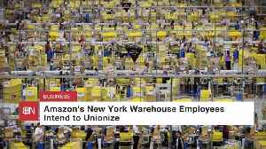 Will Amazon's NY Warehouse Become Unionized [Video]