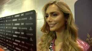 First Transgender Contestant Competes In Miss Universe