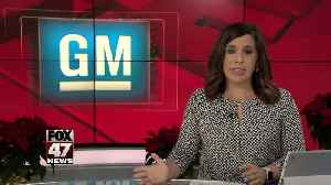 GM: Lansing Grand River Plant will take workers affected by layoffs [Video]